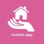 mobile app - square